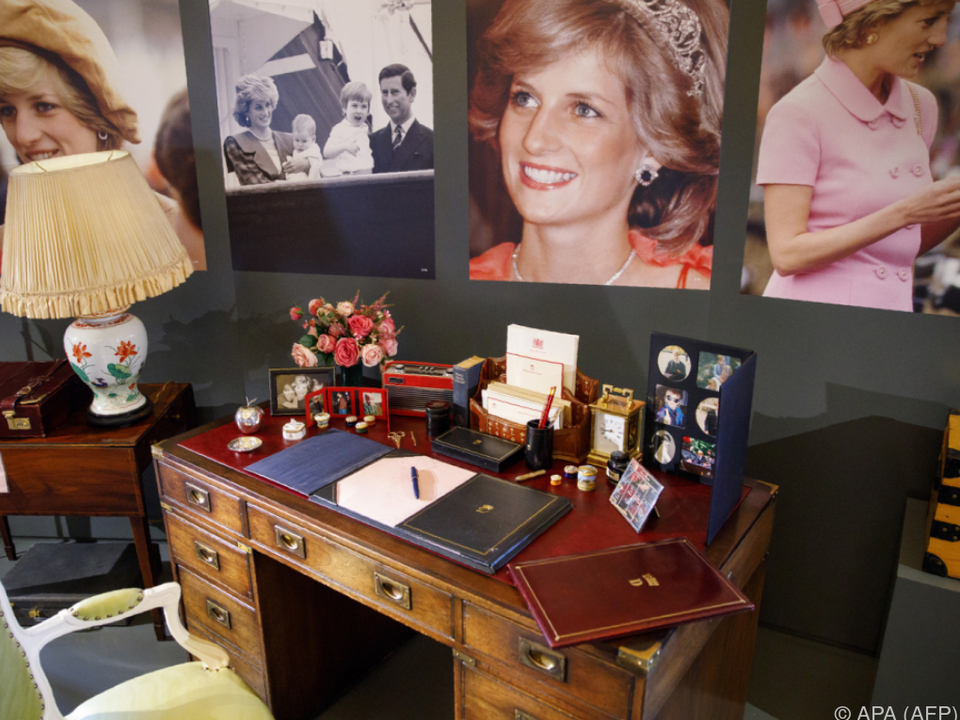 Der Tod von Lady Diana jährt sich zum 20. Mal