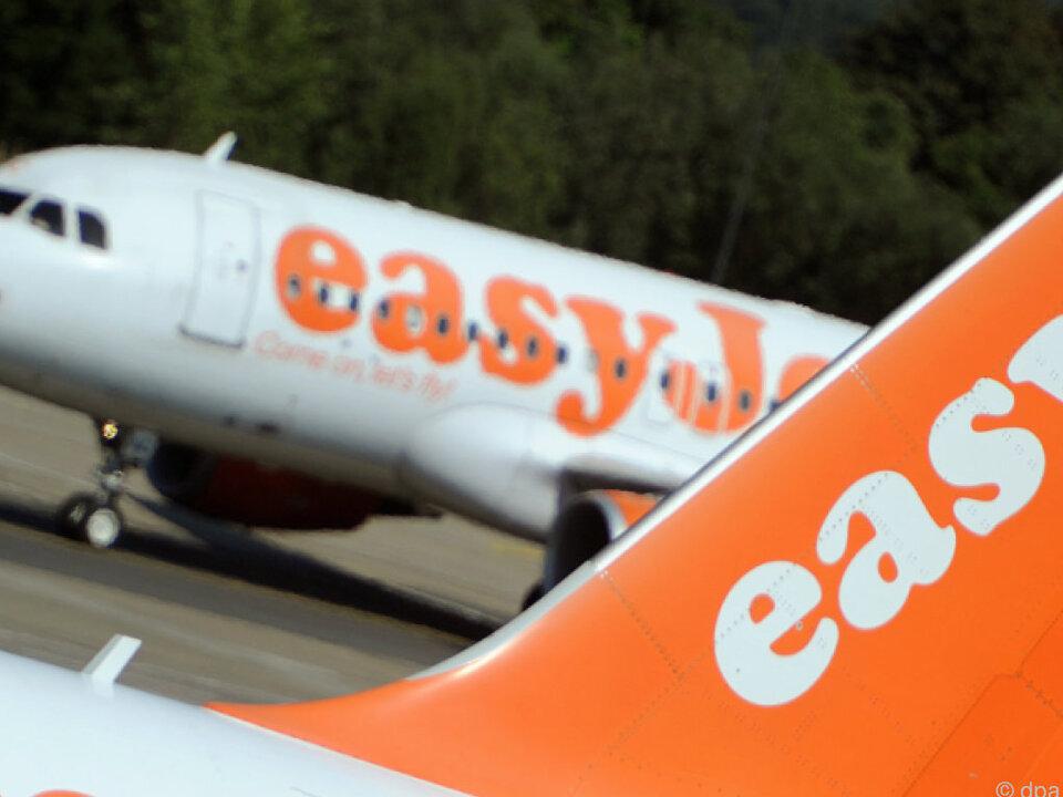 Derzeit arbeiten rund 12.000 Menschen bei Easyjet