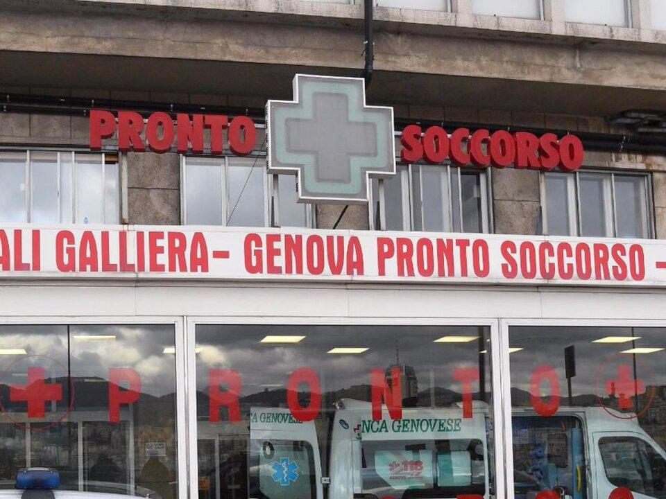 Twitter/Genova