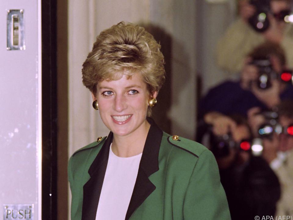 Dianas Todestag jährt sich zum 20. Mal