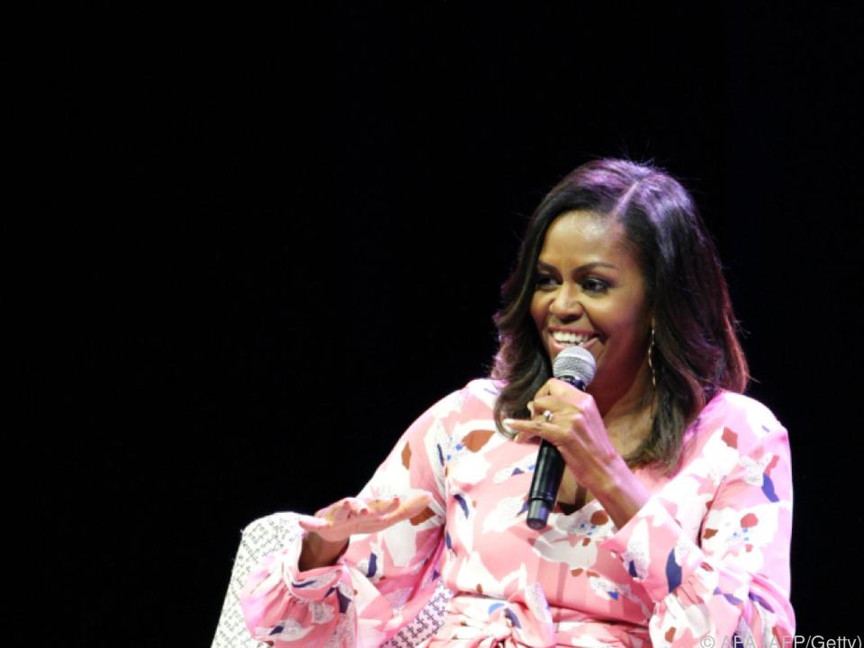 Die ehemalige First Lady kämpft gegen viele Vorurteile