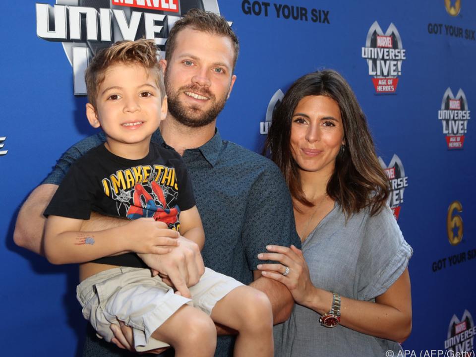 Die Familie von Jamie-Lynn Sigler (rechts) wird größer
