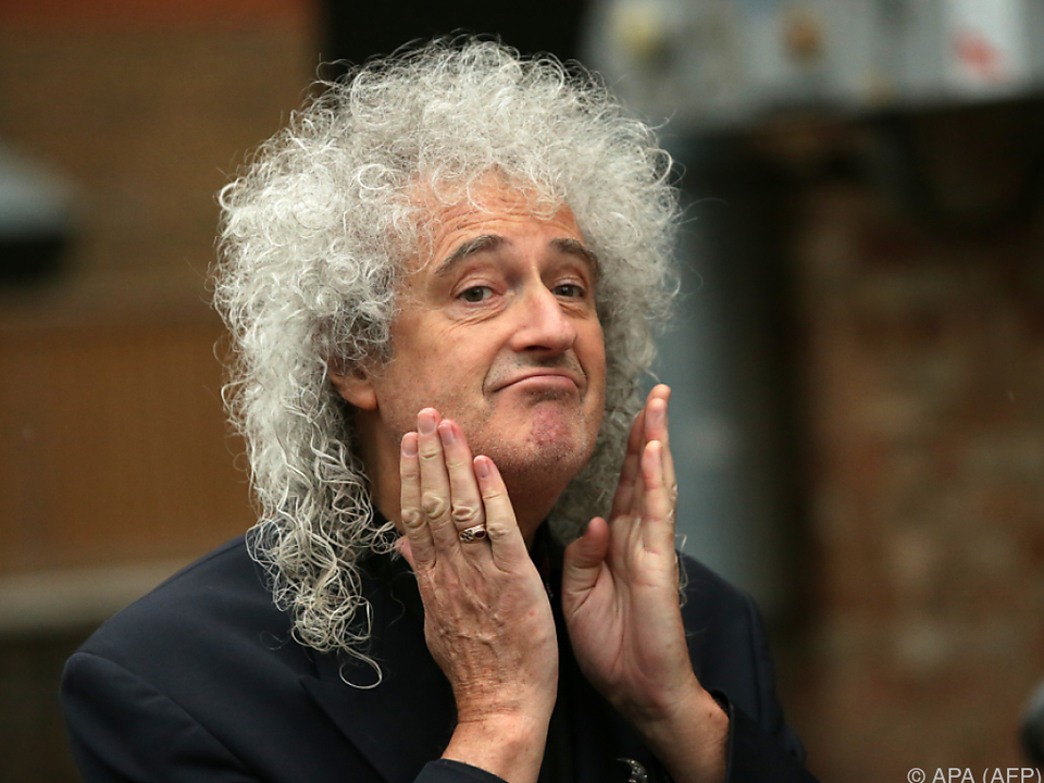Die Legende Brian May