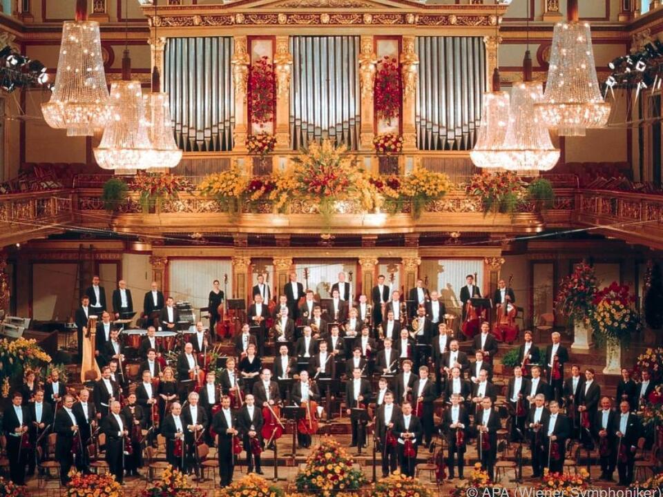 Die Wiener Symphoniker sind unter den Preisträgern