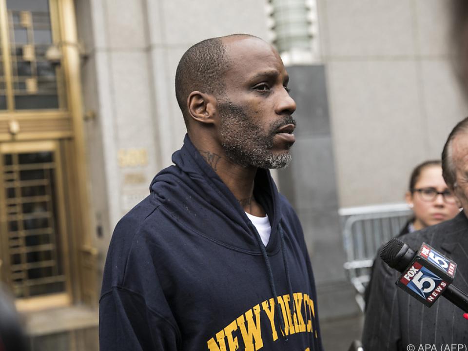 Earl Simmons bezahlte 500.000 Dollar Kaution