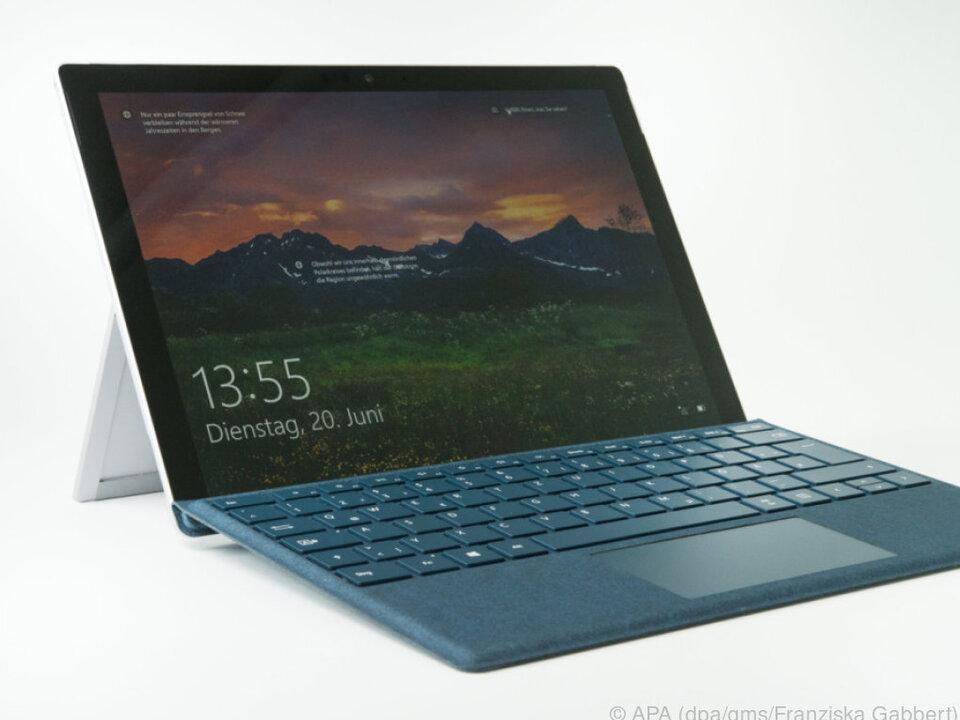 Ein Tablet? Ein Notebook? Beides, sagt Microsoft