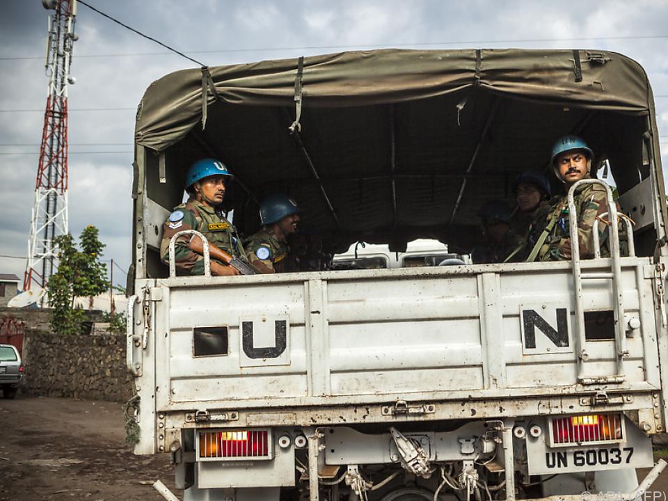 Empfindliche Budgetkürzungen für die UNO-Friedensmissionen
