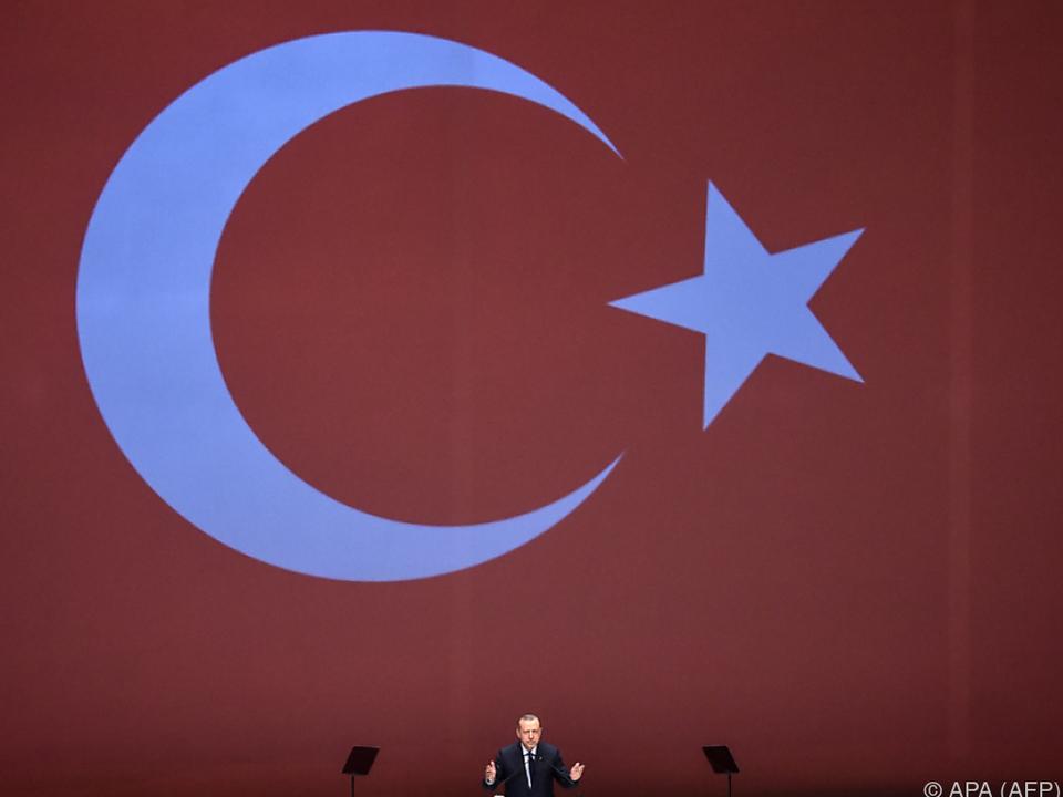 Erdogan-Ansprache am frühen Sonntagmorgen als Höhepunkt