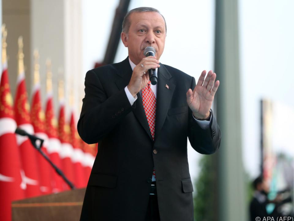 Erdogan reist nach Saudi-Arabien, Kuwait und Katar