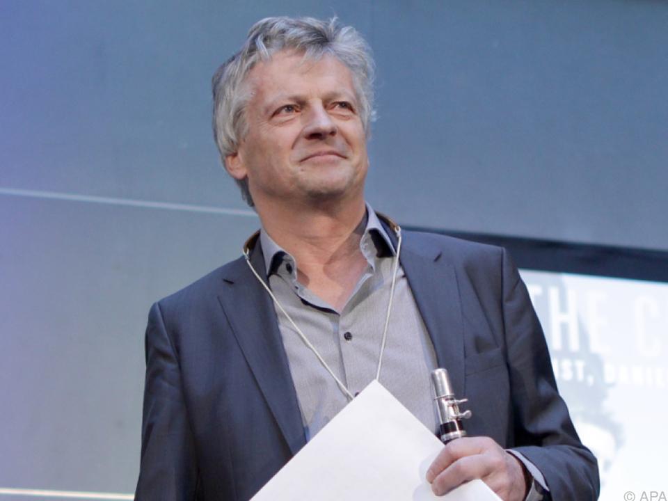 Ernst Ottensamer erlitt einen Herzinfarkt