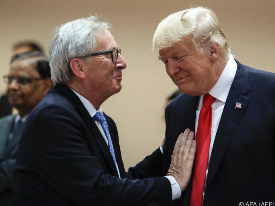 EU-Kommissionspräsident setzt auf \