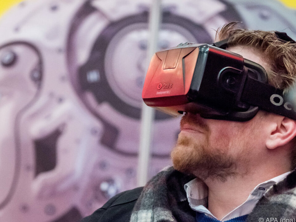 VR-Brille für nur 200 Dollar: Facebook plant günstige Oculus-Alternative