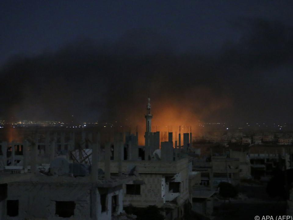 Fernab vom Unruheherd Syrien werden Lösungen gesucht