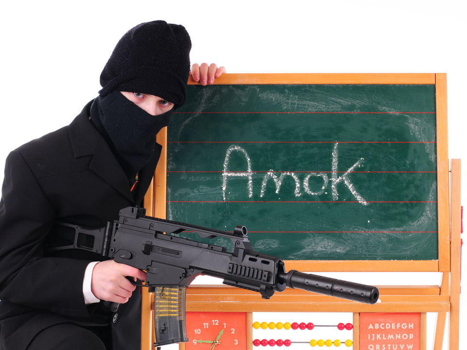 Amok Schule