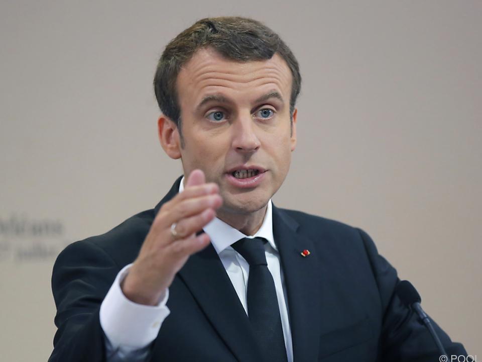 Frankreich will Menschen vor der Mittelmeerroute bewahren