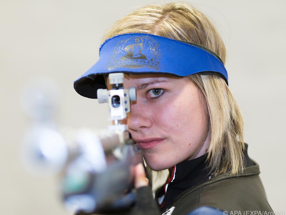 Franziska Peer verpasste Titel um nur 1,2 Punkte
