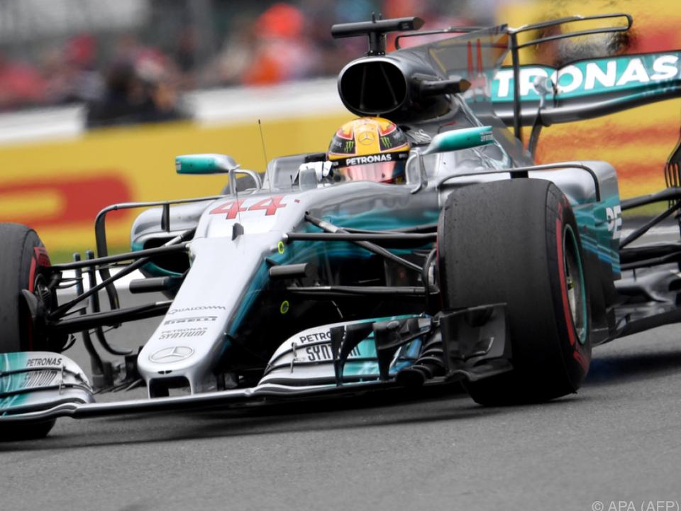Fünfter Silverstone-Sieg für den Briten