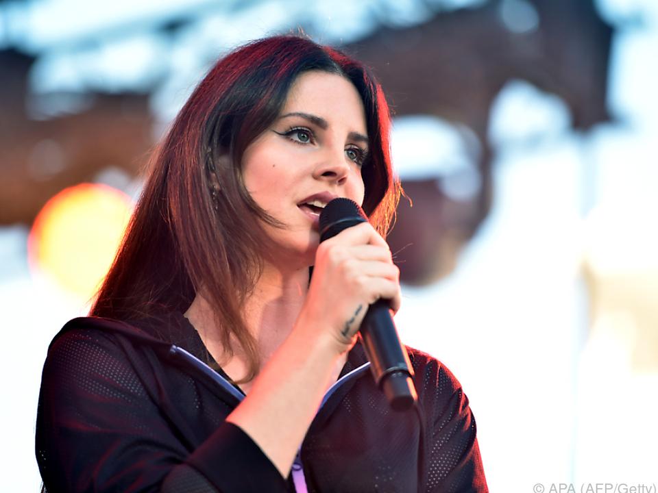 Für Lana Del Rey ist Autofahren wie Meditation