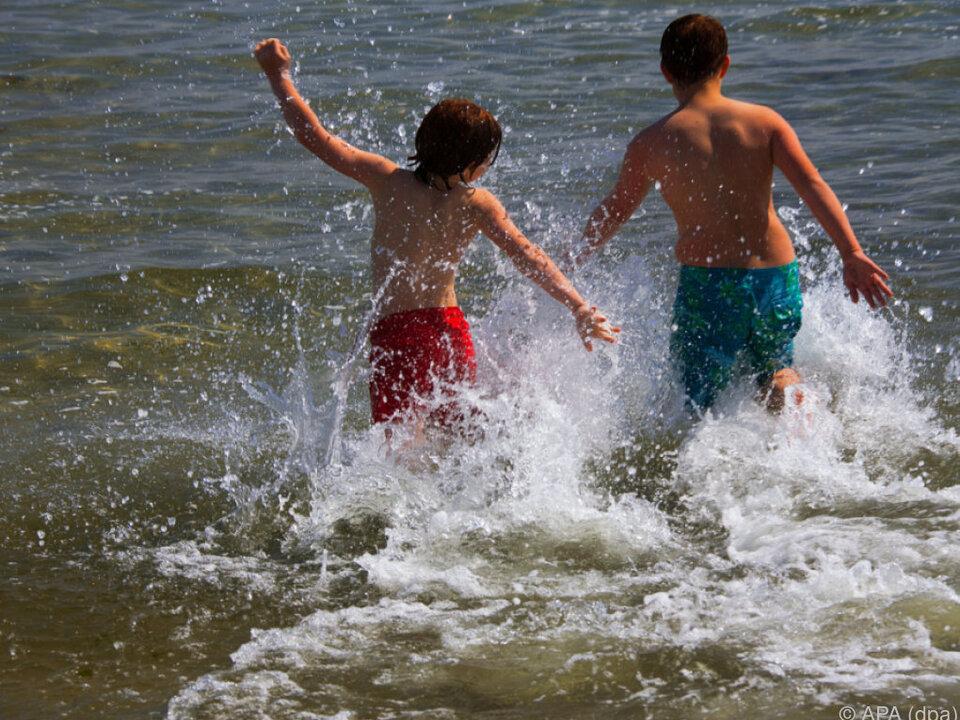 Für viele Kinder ist Urlaub keine Selbstverständlichkeit