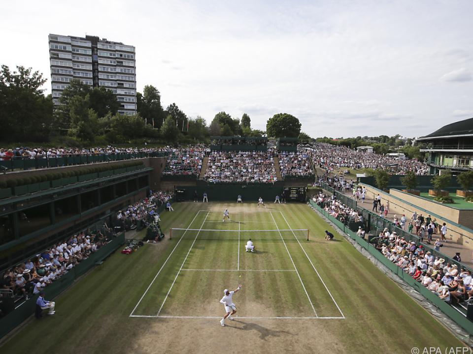Gab es in Wimbledon Manipulationen?