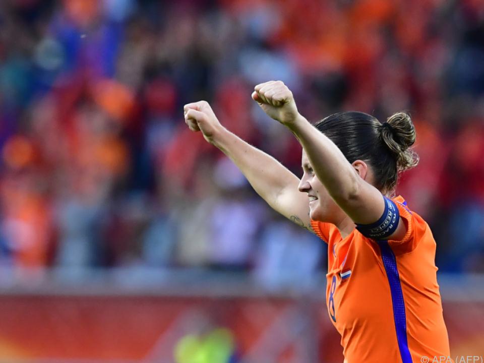 Gastgeber Niederlande besiegte Belgien 2:1