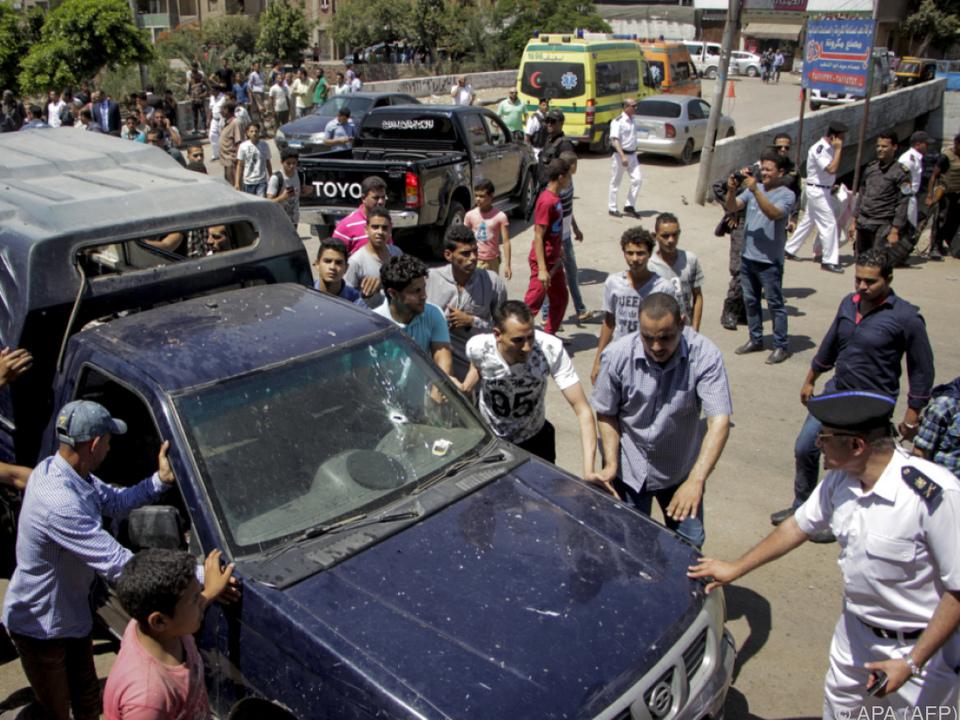 Gewaltakt im Ferienort Hurghada