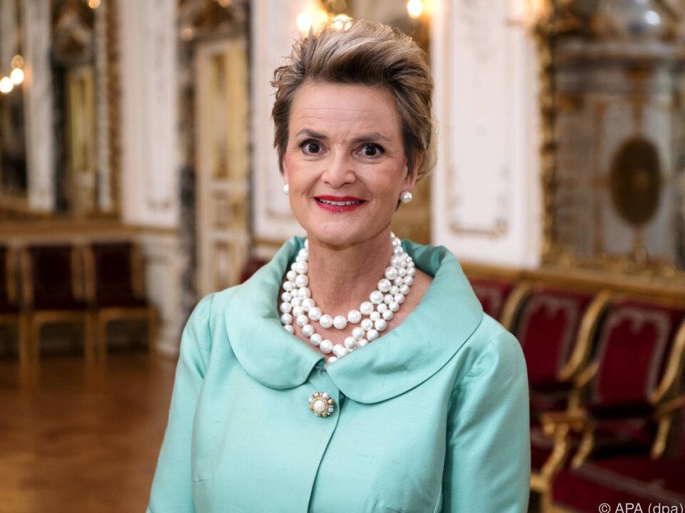 Gloria von Thurn und Taxis wird erneut Großmutter