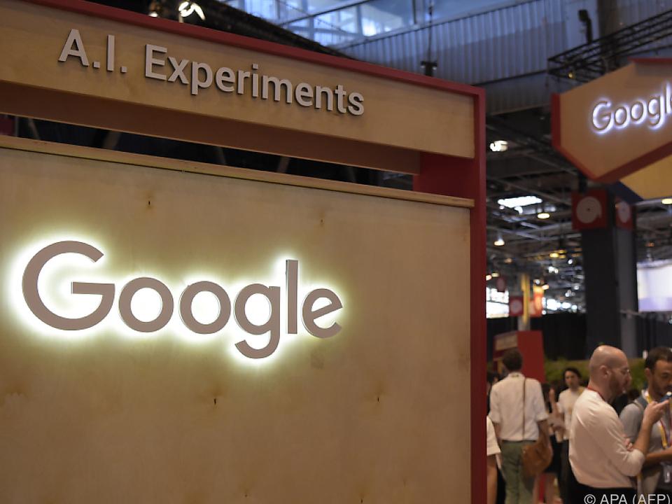 Google bekam von der EU eine Rekordstrafe