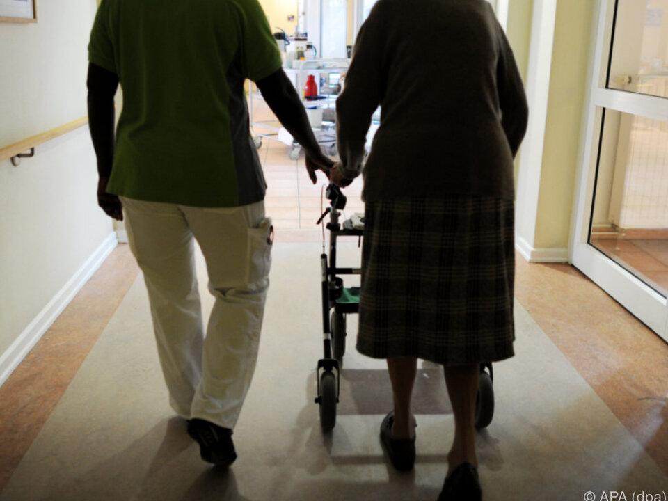 Gute Pflege und Betreuung kostet