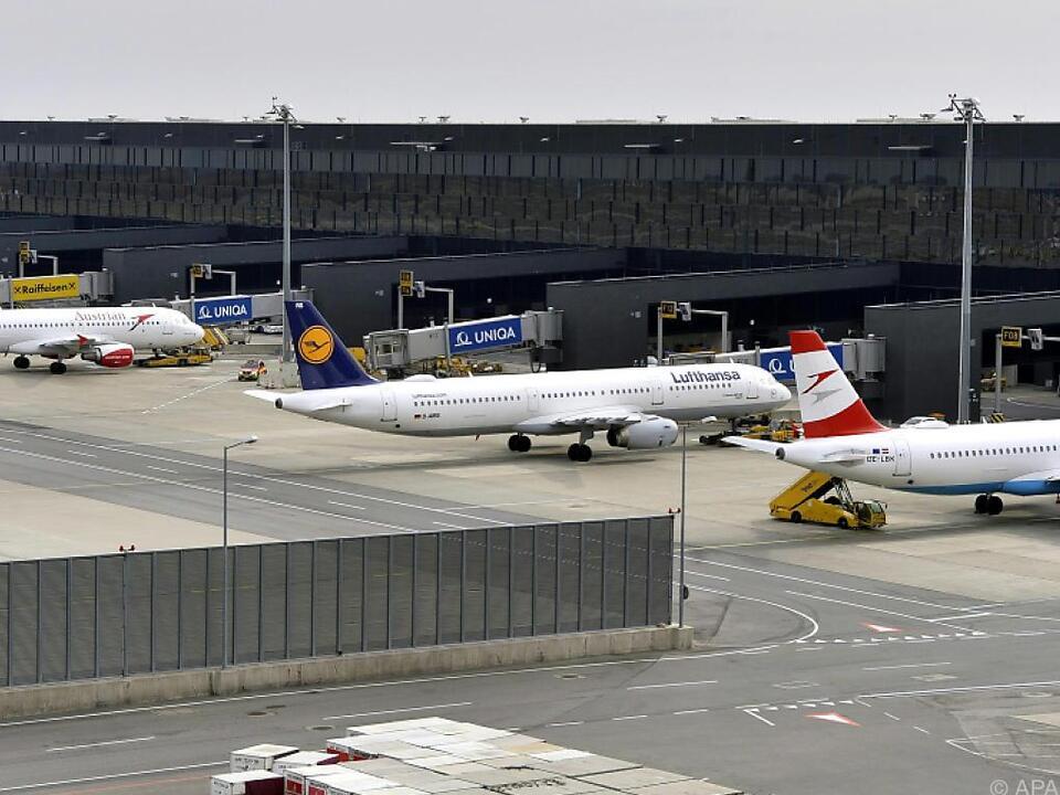 Gutes erstes Halbjahr für den Flughafen Wien