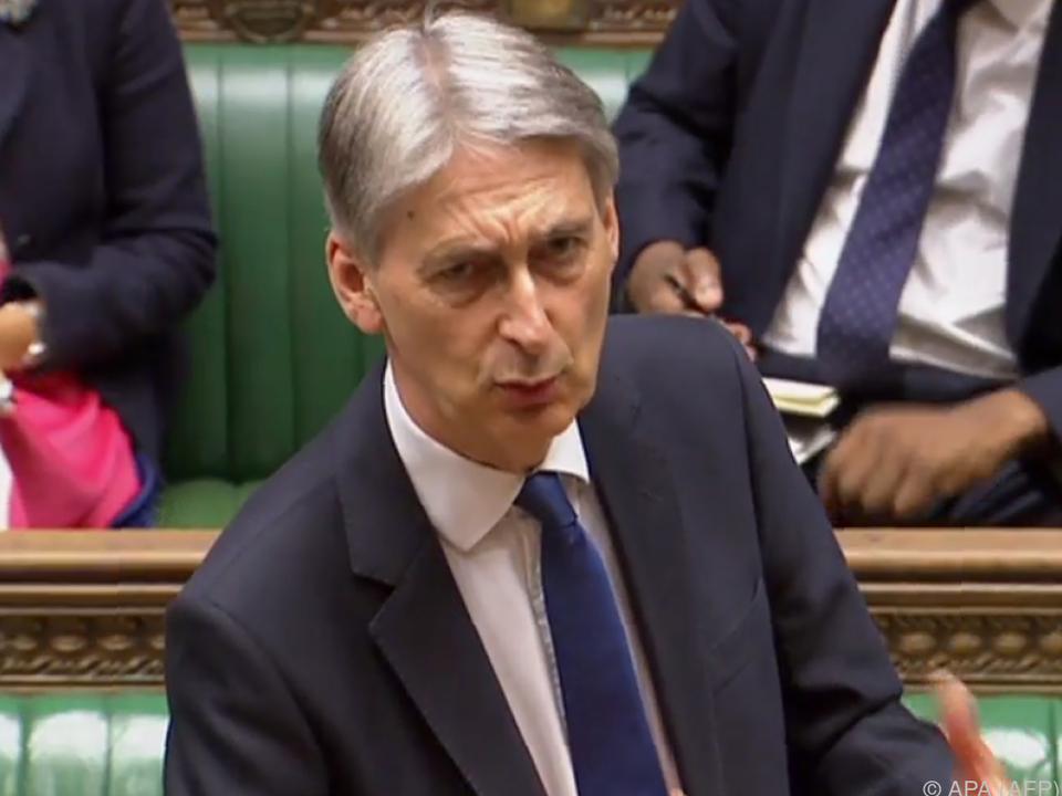 Hammond versprach ein \