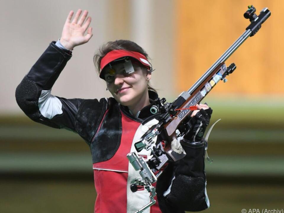 Happy End für die Olympiastarterin