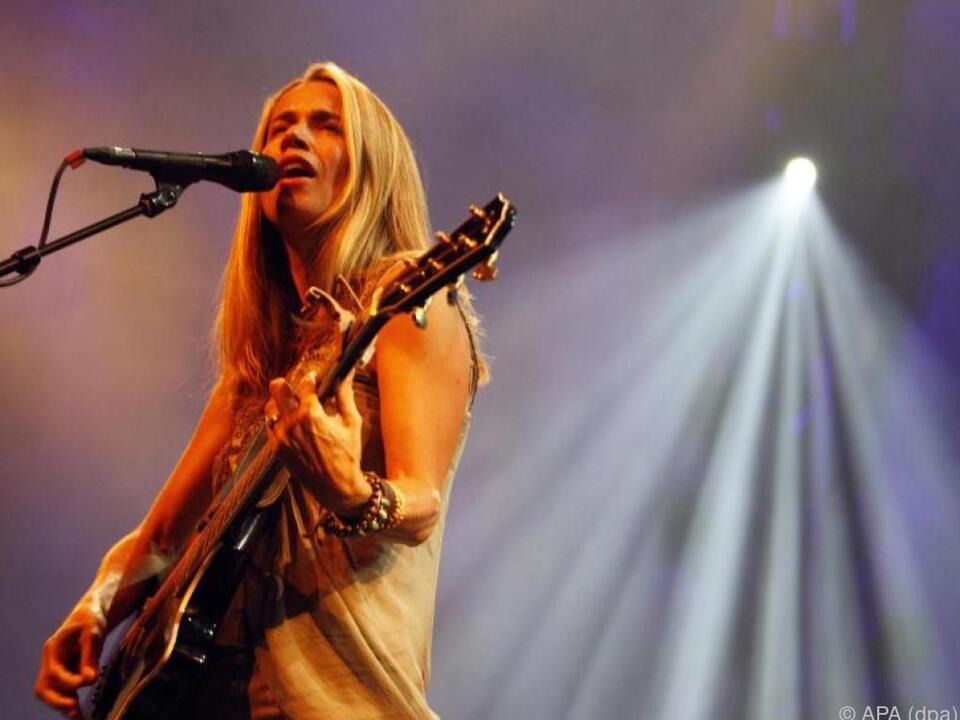 Heather Nova und ihre Gitarre sollte man einmal erlebt haben