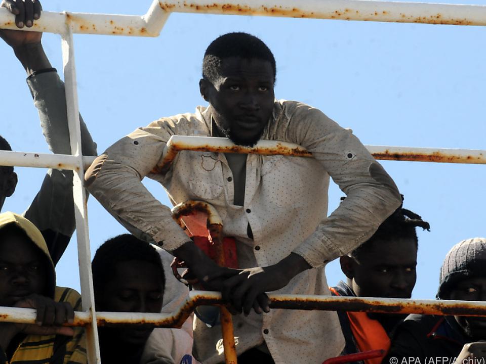 Heuer kamen in Italien 89.000 Flüchtlinge an