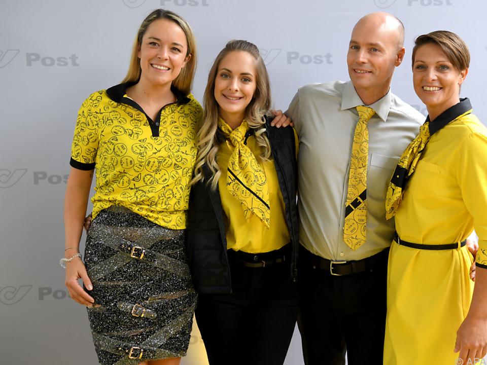 Hoermanseder setzt bei den Uniformen auf mehr gelb und Stempellogo