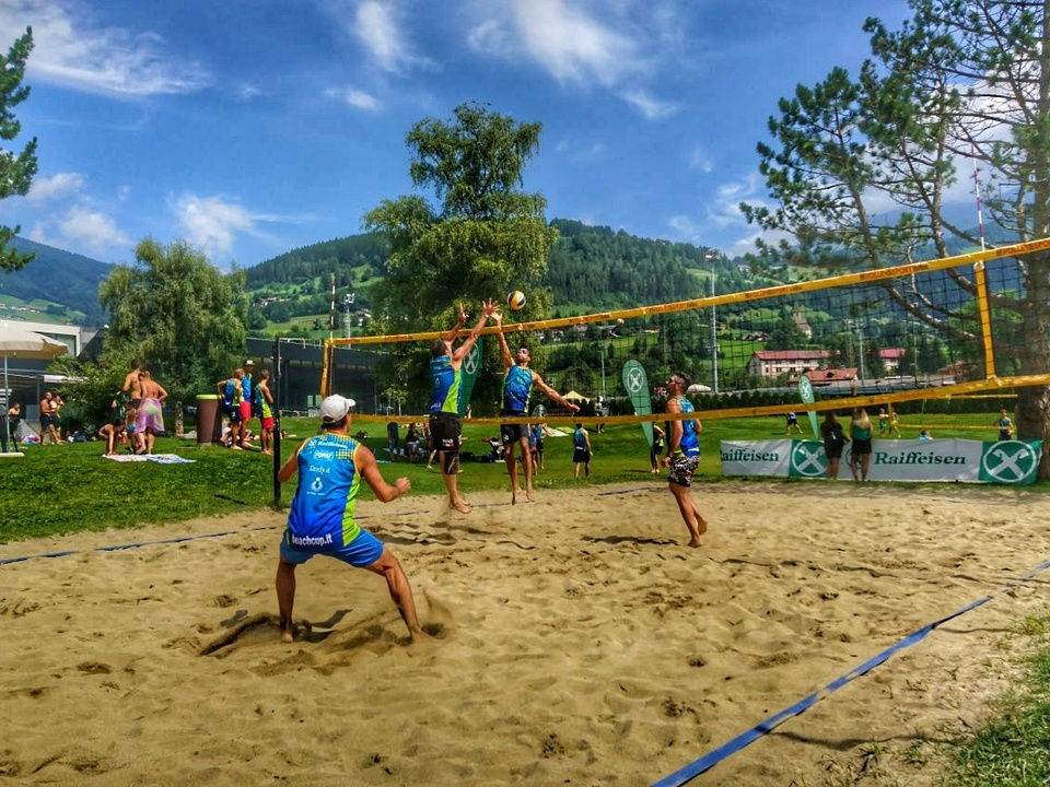 beachvolley beachcup