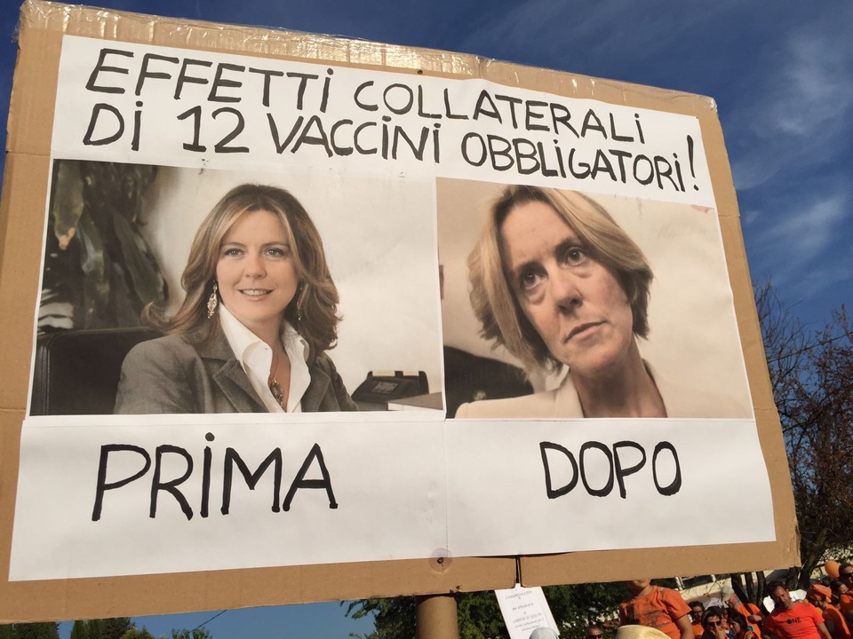 Impf-Demo Pesaro