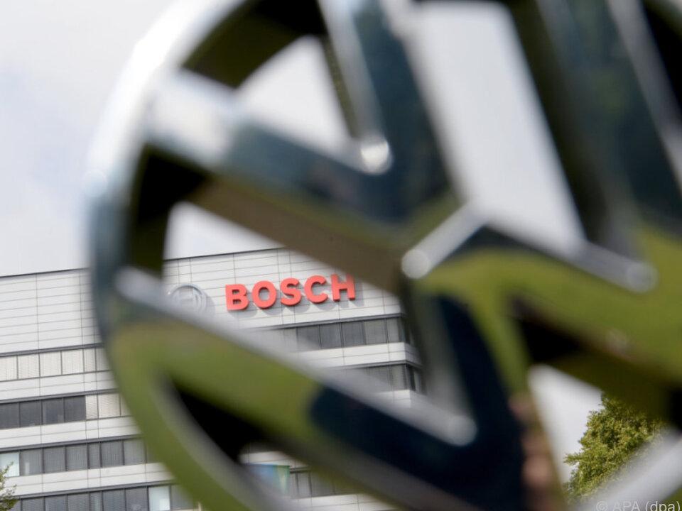 In einem internen VW-Schriftsatz ist offenbar auch Bosch erwähnt