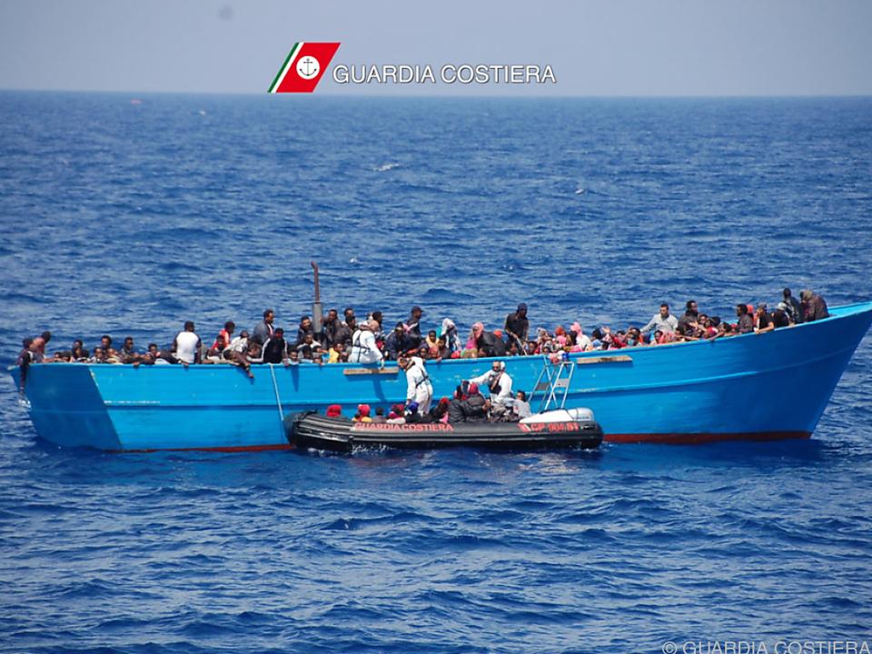 Italien hatte die Verlängerung der Marinemission blockiert