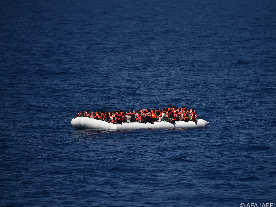 Italien will, dass Flüchtlinge auch in andere Länder gebracht werden