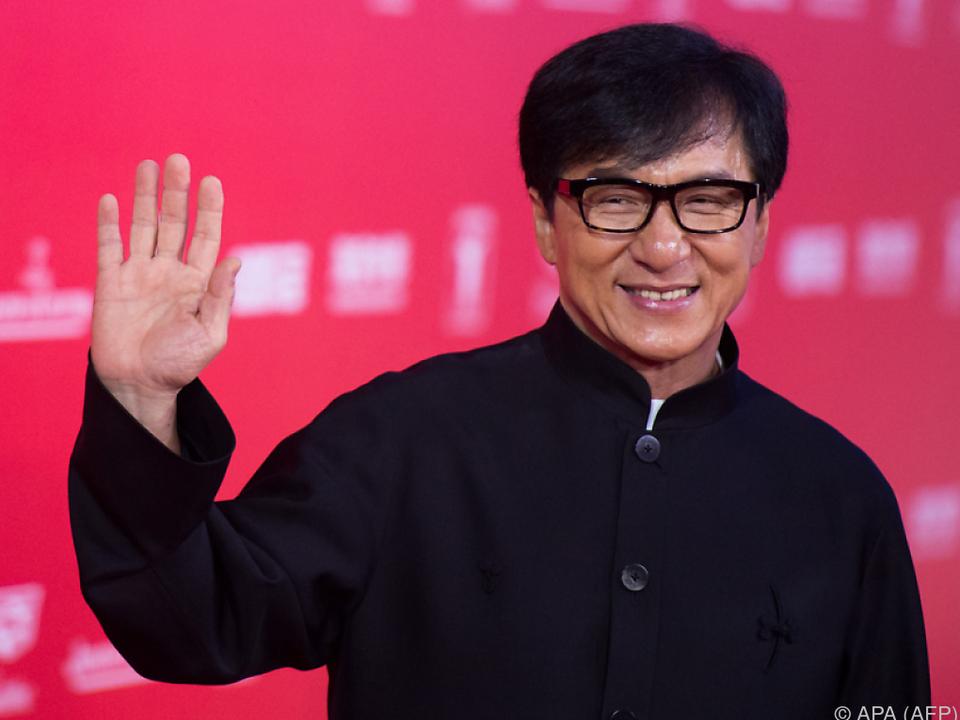 Jackie Chan ist in einem der Videos zu sehen
