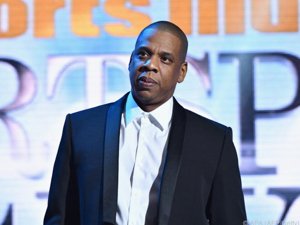 Jay-Z veröffentlichte das Video auf seinem Streamingdienst Tidal