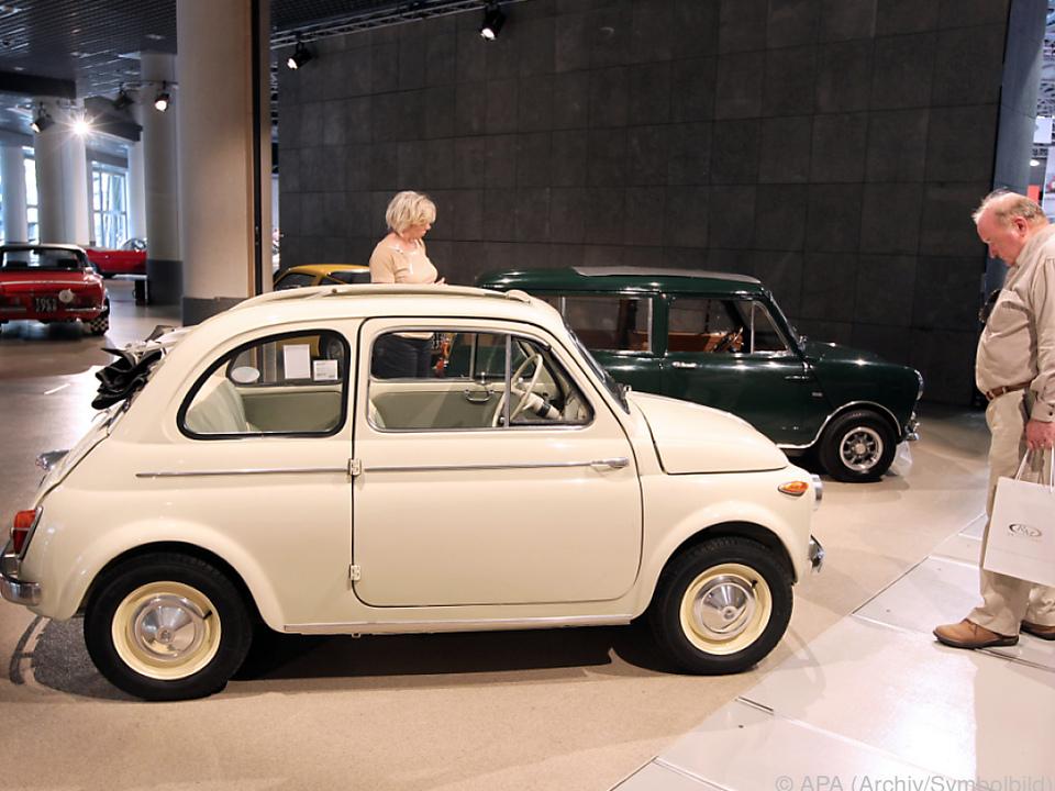 Jeder kennt den Fiat 500