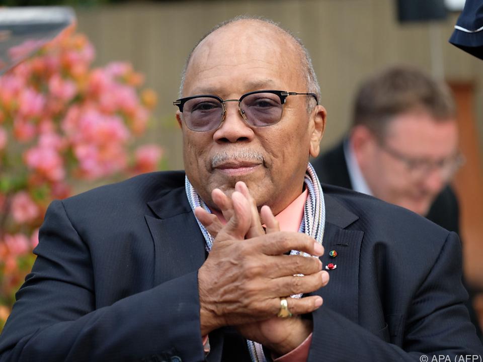 Jones hatte mehrere der größten Hits des Sängers produziert