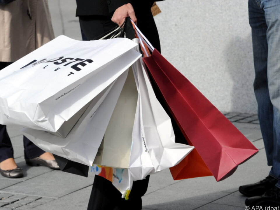 Kaufsucht ist ein Problem der Menschen bis zum mittleren Alter