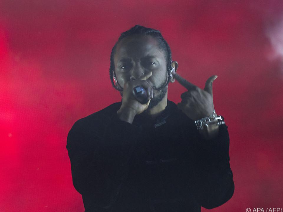 Kendrick Lamar hat ein Herz für seine Fans