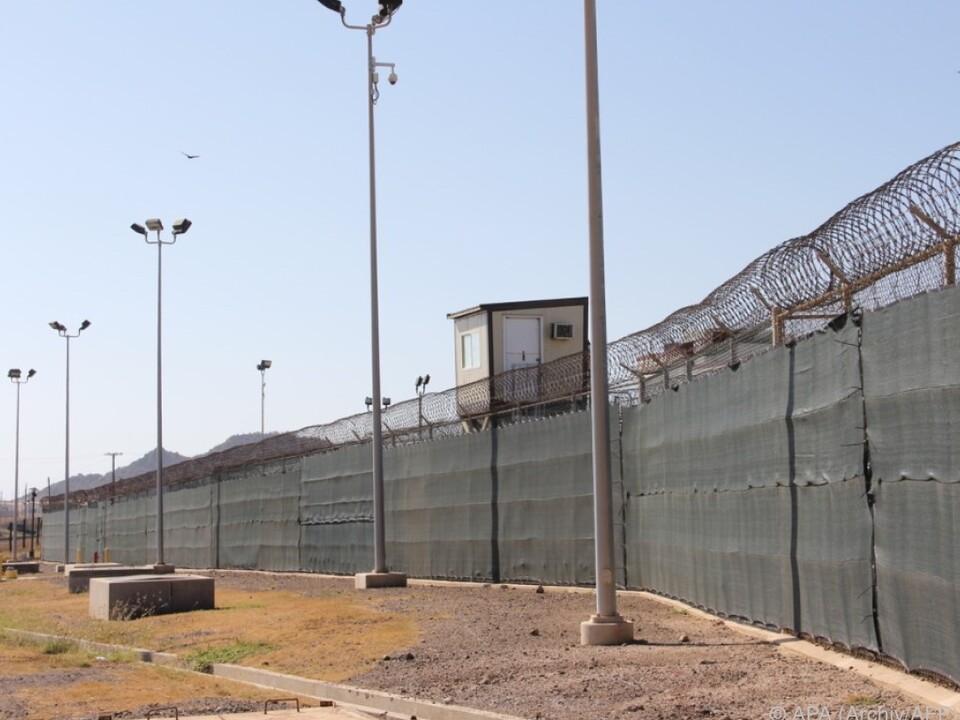 Khadr war jüngster Häftling in Guantanamo