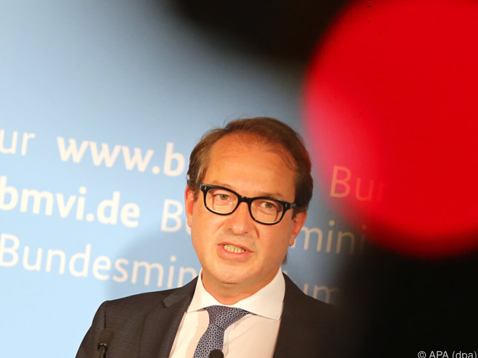 Kritik an Verkehrsminister Dobrindt
