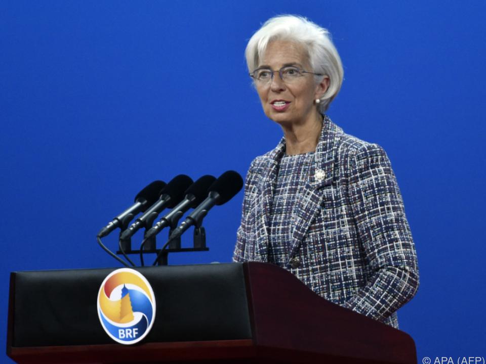 Lagardes Vorschlag wurde zugestimmt