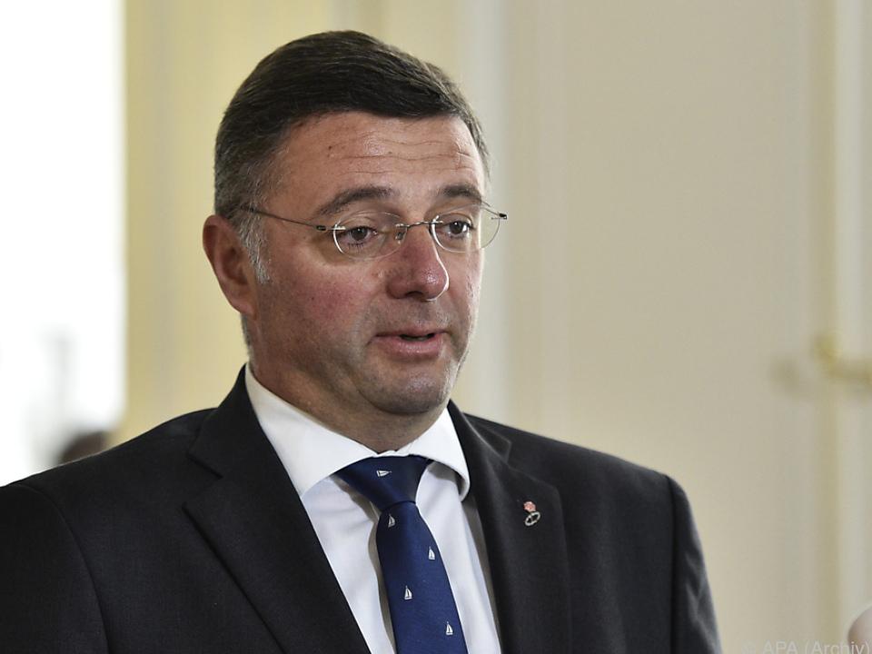 Leichtfried pocht auf Einhaltung der EU-Entsenderichtlinie